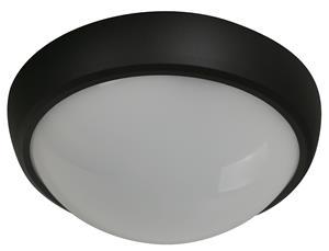 Imagen de Lámpara Plafón Mabe negro