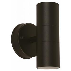 Imagen de Lámpara Exterior de Pared 2L negro