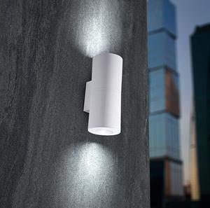 Imagen de Lámpara de Pared Franca 90-2L white frosted 7w