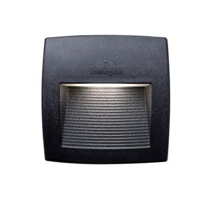 Imagen de Lámpara Led de Pared Lorenza 150 black 4w