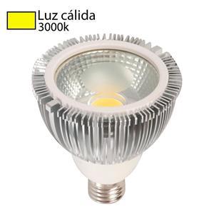 Bombillo Led Par30 luz cálida 12w