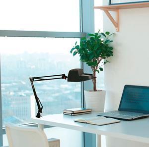 Lámpara de escritorio 1L 60w