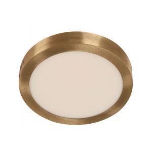 Imagen de Lámpara de Techo Plafón Led 18w bronce