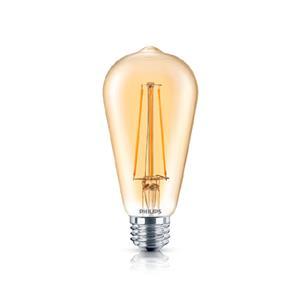 Imagen de Bombillo LED Philips ST64 4w