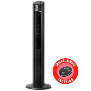 "Imagen de Abanico de Torre Sankey 42"" negro (control remoto)"