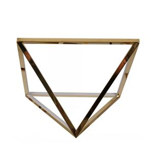 Imagen de Lámpara de Techo Led Triangle 28w 3000k dorado