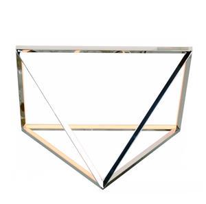 Imagen de Lámpara de Techo Led Triangle 35w 3000k cromo