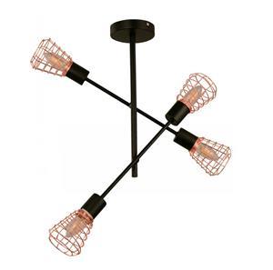 Imagen de Lámpara de Techo 4L cobre