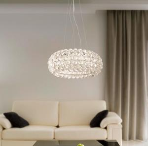 Lámpara Colgante 1L níquel ArteL