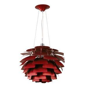 Imagen de Lámpara de Techo TOWER LIGHT 1L rojo