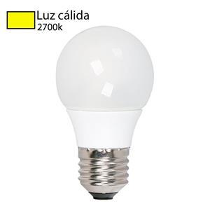 Foco CFL A50 2700k luz cálida
