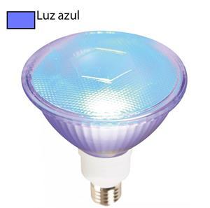 Imagen de Bombillo LED PAR38 luz azul