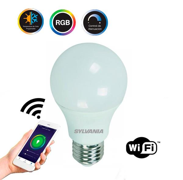 Bombillo LED Smart A60 RGB dimmer