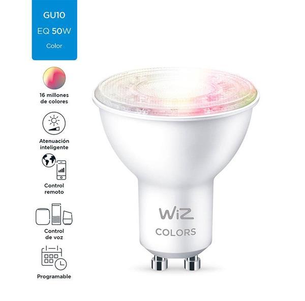 Foco LED Smart Atenuación intelig GU10 4w