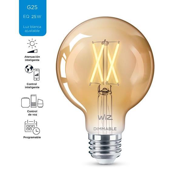 Foco LED Smart Atenuación globo