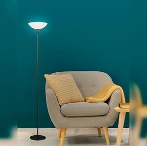 Lámpara de Piso 1L negro