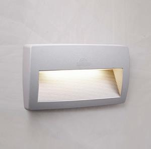 Imagen de Lámpara LED de Pared Lorenza 270 gris fumagalli