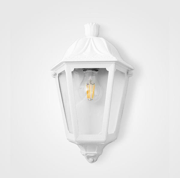 Lámpara de Pared blanca 1L fum