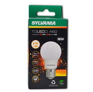 Imagen de Bombillo LED Toledo A60 luz cálida Sylvania