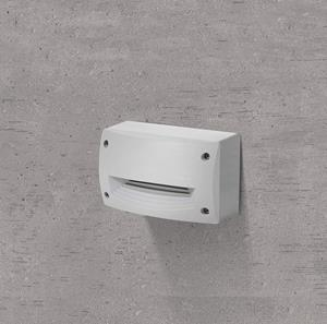 Imagen de Lámpara de Pared ExtraLeti 200 HS gray fumagalli