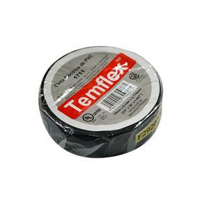 """Imagen de TAPE TEMFLEX 3/4"""" X 30"""" NEGRO"""
