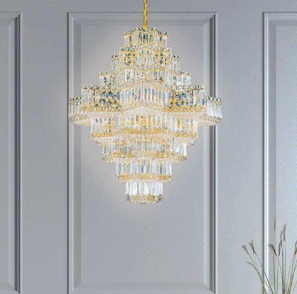 Lámpara Colgante Chandelier 45L