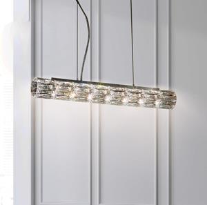Lámpara Colgante Verve 7L Swarovski