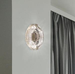 Lámpara Aplique de Pared  4L Swarovski