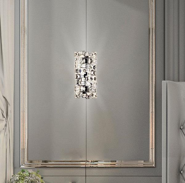 Lámpara de Pared Mosaix 2L Swarovski