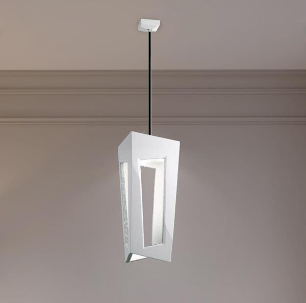 Lámpara Colgante Fenestri 5L Swarovski