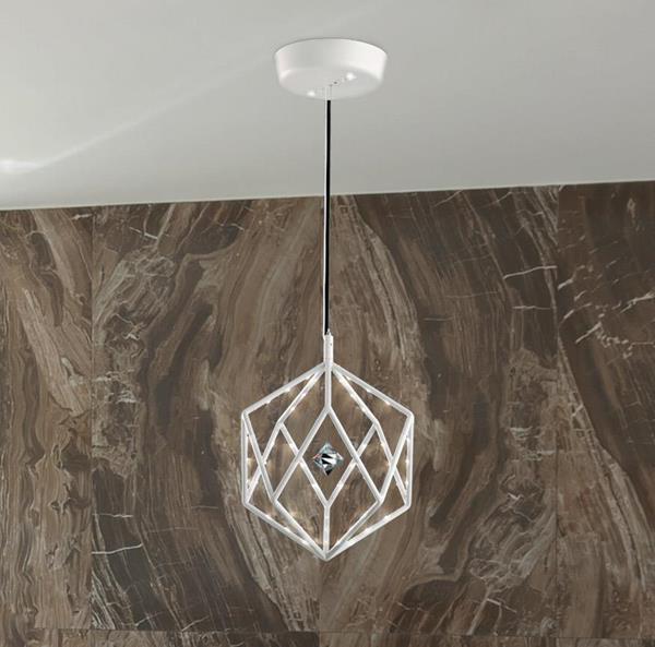 Lámpara Colgante LED Lightsky Swarovski