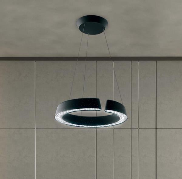 Lámpara Colgante LED Inside/Out Swarovski