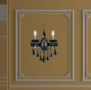 Lámpara de Pared Cappela 2L Schonbek