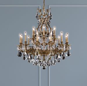Lámpara Colgante Chandelier Sophia 18L Schonbek