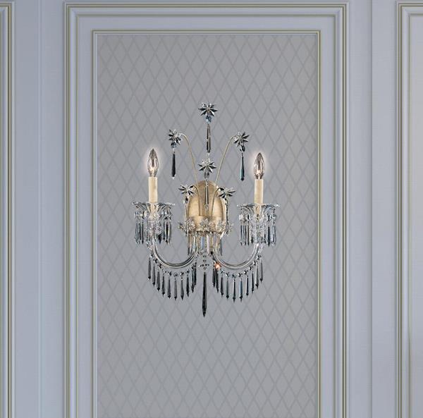 Lámpara de Pared Kirov 2L Schonbek