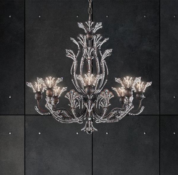 Lámpara Colgante Rivendell 8L Schonbek