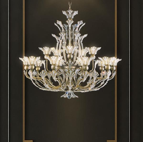 Lámpara Colgante Rivendell 16L Schonbek