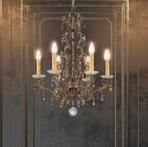 Lámpara Colgante Genesis Chandelier 6L Schonbek