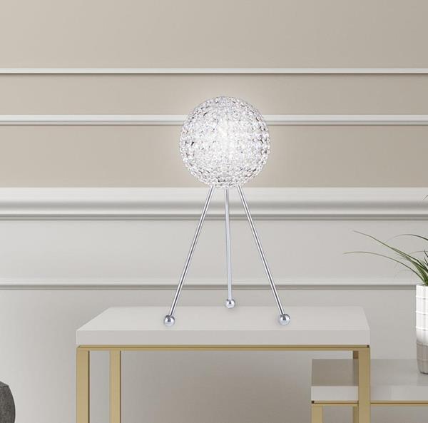 Lámpara de Mesa Da Vinci 5L Schonbek