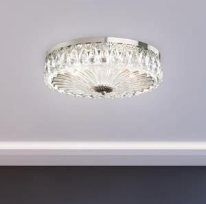 Imagen de Lámpara de Techo Fontana Luce 3L Schonbek