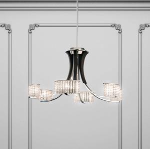 Lámpara Colgante Valcour 6L Schonbek