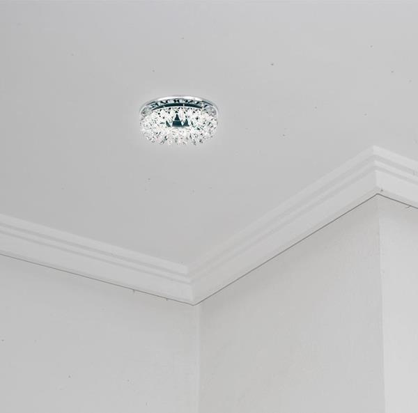 Lámpara de Techo Geometrix Slices 1L Schonbek