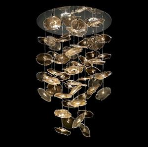 Lámpara Colgante LED 56L Barovier
