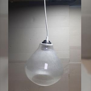 Imagen de Lámpara Colgante 1L transparente (open box)