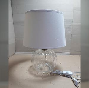 Imagen de Lámpara de Mesa 1L blanca (open box)