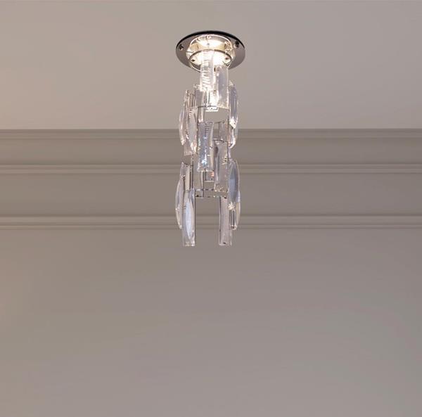 Lámpara de Techo Turns Swarovski