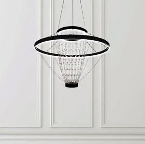 Lámpara Colgante LED Strandelier Swarovski