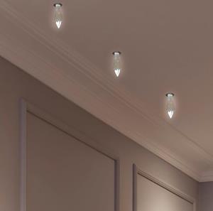 Lámpara de Techo Crystal 1L Swarovski