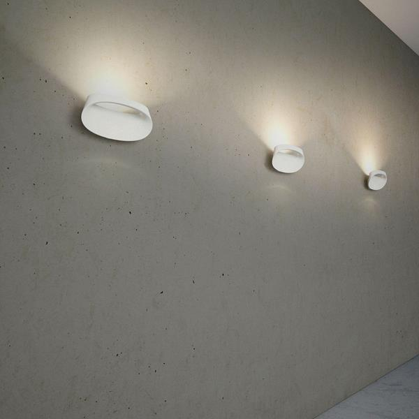 Lámpara Aplique de pared LED white