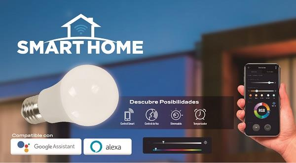 Productos Smart Home